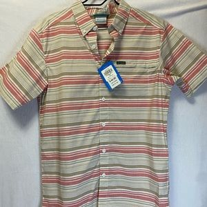 Columbia NEW men's Button down shirt in medium